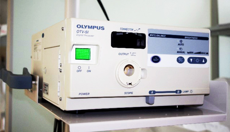 電子スコープビデオシステム