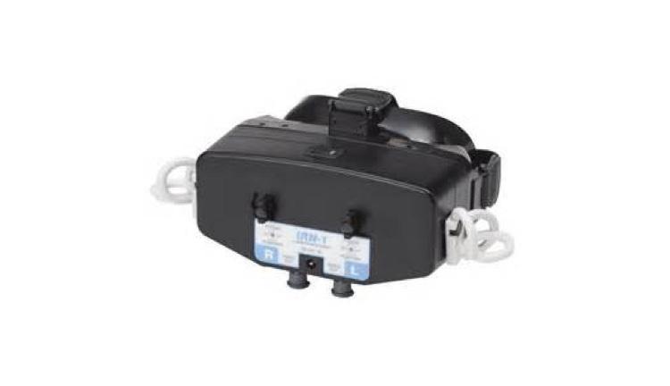眼球運動検査装置 ニスタモ21